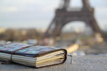 世界で1つ!カスタマイズ自由なトラベラーズノートでオリジナルノートを作ろう!
