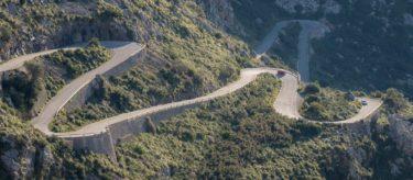 スペインで標高3300m!自転車でヒルクライム。