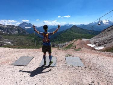 イタリアのトレイルラン、Cortina Trail 48kmに出てきました!
