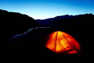<海外キャンプ>絶景だらけのアイスランドでキャンプ!DAY4。「氷河前でキャンプ」