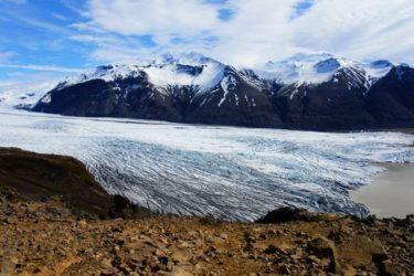 <海外キャンプ>絶景だらけのアイスランド、DAY5。「滝と氷河ハイキング」