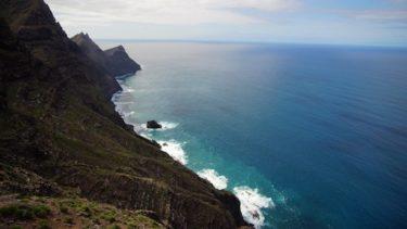 <海外トレイルラン>カナリア諸島のグラン・カナリア島で真冬にトレイルラン